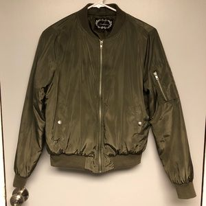 Ambiance Bomber Jacket (Juniors)
